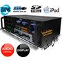 Amplificador Digital Profes 868 Karaoke Usb Mp3 4000w+4000w