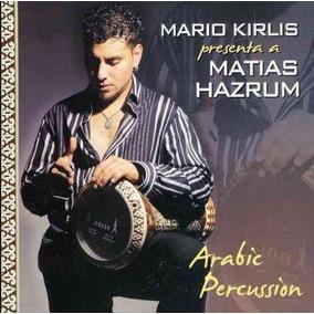 Cd Mario Kirlis Presenta A Matias Hazrum Nuevo / Sellado.-