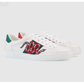 Tenis Gucci Louis Vuitton Sneaker Nueva Temporada