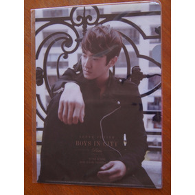 Clearfile / Pasta Siwon [super Junior] Kpop