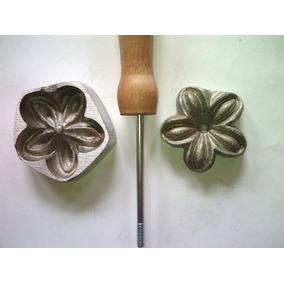 Frisador De Flor Em Alumínio - Estrela Do Norte