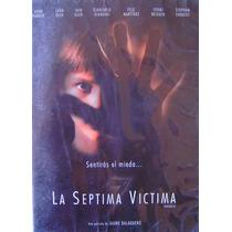 La Septima Victima Anna Paquin / Dvd Usado