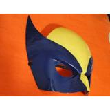 Kit Volverine E Thor Mascara Elmo Capacete Avenger Vingador