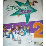 Libro Inglés Super Star Libro + Workbook Tronwell