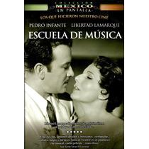 Dvd Escuela De Musica (1955) - Miguel Zacarias