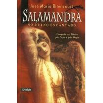 Livro: Salamandra - No Reino Encantado