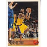 1996-97 Topps Rookie Kobe Bryant Lakers