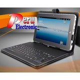 Estuche Teclado Tablet 7 , Con Pluma Stylus