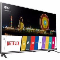 Smart Tv 3d Led 42 Lg 42lb6500 Full Hd Wi-fi + 4 Oculos 3d