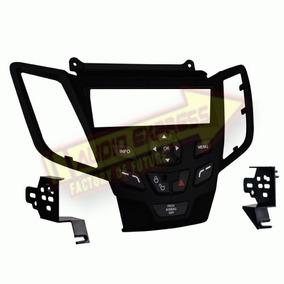 Base Frente Estereo Ford Fiesta 2011-up Din Sencillo 995825b