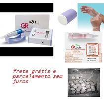 Dermógrafo Gr Pls 6000 +50 Ponteiras+ Brindes+frete Gratis