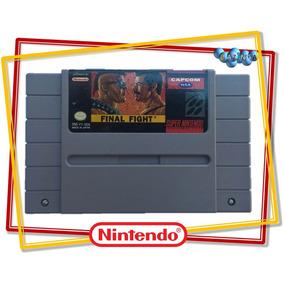 Final Fight 1 Original Americano Super Nintendo
