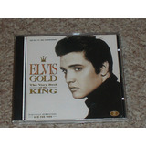 Elvis Presley. Gold. Best Of King. 2 Cd