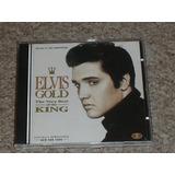 Elvis Presley. Gold. Best Of King. 2 Cd