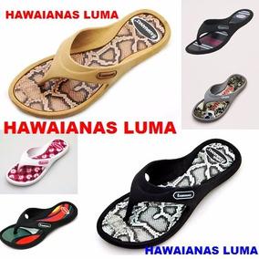 Summer 2017 Hawaianas Originales Ojotas Capellada Verano