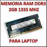 Memoria Ddr3 2g 1333mhz O Pc10600 Hynix Samsung Kingston