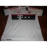 Camiseta Bayern Munich Suplente.