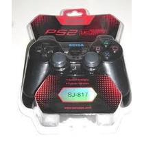 Joystick Inalambrico Ps2 Playstation 2 Seisa Sj-817