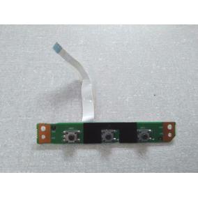 Placa Botão Power 80g5r4000-20 Notebook Sti Is 1412