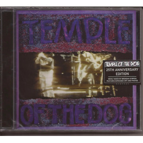 Temple Of The Dog 25th Aaniversary Edition Novo Cd Pearl Jam