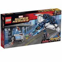 Lego Super Heroes 76032 Perseguição Dos Vingadores Na Cidade