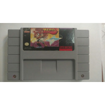 Zero Kamikaze Squirrel Original Para Super Nintendo