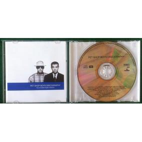 Cd Pet Shop Boys Frete Grátis Discography 18 Songs Ver Anúnc