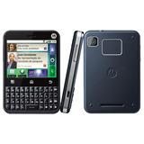Celular Motorola Mb502 Com Motoblur, Wi-fi, 3g, Android 2.1