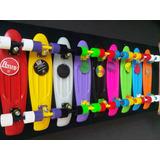 Patineta Tabla Skate Tipo Penny Mini Long Board
