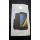 Motorola Moto G Xt1040 8gb Novo Nacional!nf+cabo+fone+garant