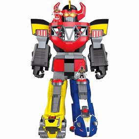 Imaginext Power Rangers Megazord Mattel
