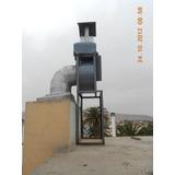 Extractores De Aire Para Cocina Industrial