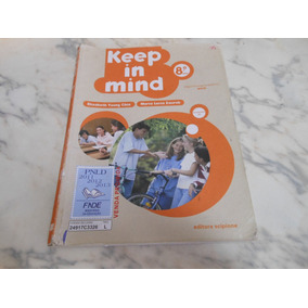 Livro Inglês - Keep In Mind 8º Ano - Elizabeth Chin