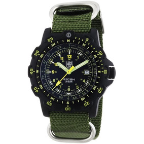 Reloj Luminox Recon Km A.8825.km Point Man Militar Nato