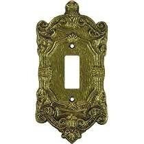 Espelho Colonial Pavilonis 1t 10 Uni + Esp Tomada 5t 10 Uni*