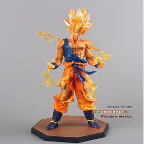 Dragon Ball Z Super Saiyan Son Goku Bandai 17 Cm
