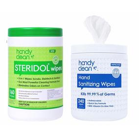 Toallas Húmedas Desinfectante & Antibacterial Duo-pack