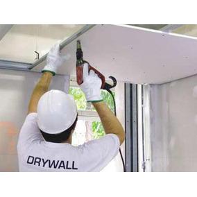 Drywall, Forro, Steel Frame