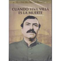 Pedro Armendariz Cuando Viva Villa Es La Muerte Dvd Nuevo