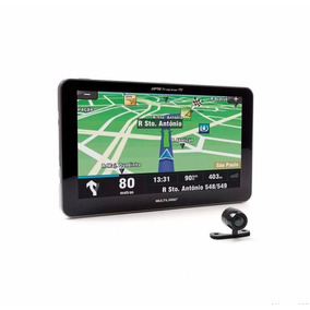 Gps Tracker Tv 7 Fm C/ Câmera De Ré Touchscreen Multilaser