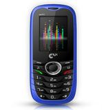 Celular Nyx Mobile Xyn305 Azul Basico 1,3 Megapixeles