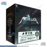 Metallica Box Set- Discografia Completa !!!