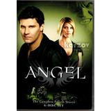 Angel Temporada 4 Cuatro Serie Tv En Dvd Importada