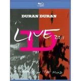 Duran Duran Live 2011: A Diamond In The Mind Blu-ray
