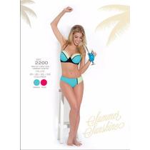 Bikini Yamiel 2200 Talles Grandes Hasta 120. Verano 2017