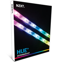 Kit De Extensión Nzxt Hue+ Rgb 2 Tiras 300mm 10 Led