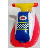 Moto Jet Ski Inflable Para Niños 3 A 6 Piscinas