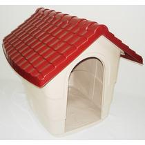 Casinha Pet Cachorro Cães N3 70x60x60 Escolha Sua Cor