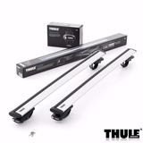 Rack P/ Longarina Thule 750 Aluminio Chryler Town Country