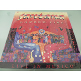 Laser Disc / Santana / Sacred Fire / Live In Mexico /